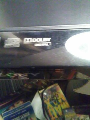 Sony CD DVD Dolby sound player DVP SR210P for Sale in Tinicum Township, PA