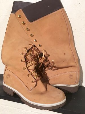Tall Timberlands Women's Size 8.5 for Sale in Pittsburgh, PA