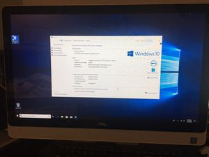 "Dell All in One Desktop- 24"" screen for Sale in Corinth, TX"