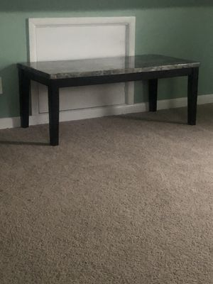 Coffee table 4'x2' for Sale in STELA NIAGARA, NY