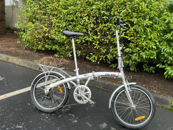 Folding Bike Adjustable