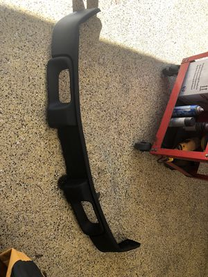 98 Chevy S-10 front Bumper Lower Valance 4 x 4 model. for Sale in San Francisco, CA