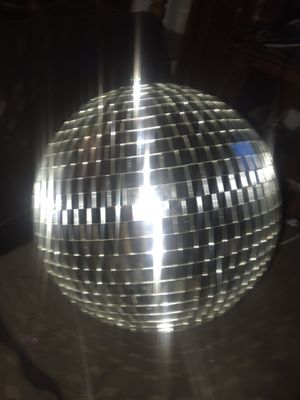 Big disco ball for sale for Sale in Fresno, CA