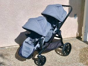 City Select Baby Jogger Luxury Edition Double Stroller for Sale in San Jose, CA