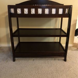 Changing Table W/Pad for Sale in Gaithersburg, MD