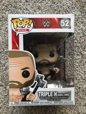 Funko Pop Triple H for Sale in Diamond Bar, CA