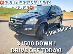 2008 MERCEDES BENZ GL450 for Sale in Las Vegas, NV