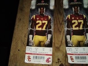 USC v. Washington at Colosium for Sale in Los Angeles, CA