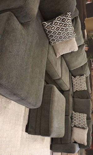 New Tracling Slate Sectional /couch / ...... for Sale in Pflugerville, TX