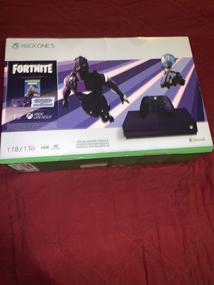 Xbox one S FORTNITE 1TB special edition for Sale in Glendale, AZ