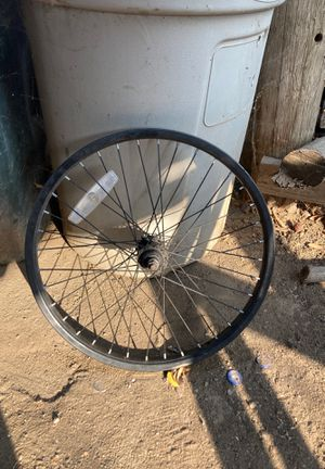 Back bike rim for Sale in Orosi, CA