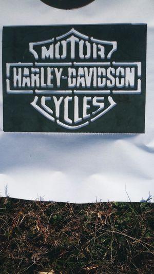 Harley davidson wall plaque for Sale in Poca, WV
