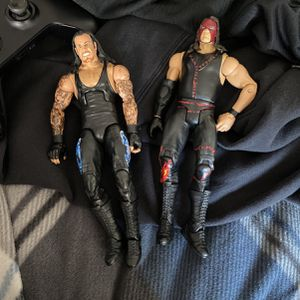Undertaker And Kane for Sale in Kennesaw, GA