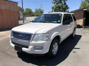 2010 Ford Explorer XLT 4WD for Sale in Stockton, CA
