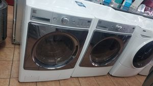 Kenmore washer and dryer white for Sale in Hawthorne, CA