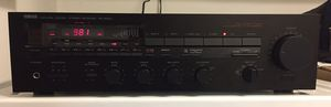 Vintage Yamaha Natural Sound Stereo Receiver RX-500U for Sale in Mesquite, TX