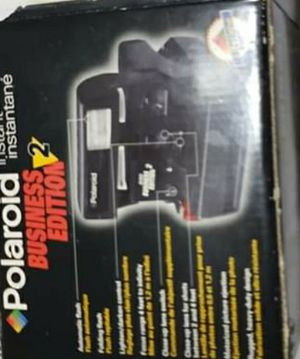 Polaroid business camera for Sale in Plainfield, IL