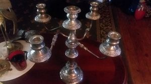 Birmingham Silver Company Candelabra for Sale in OH, US