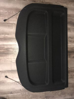 Black trunk cover , for 2017 Nissan Rogue for Sale in Tampa, FL