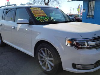 2013 FORD FLEX LIMITED AUTOMATIC FULLYLOADED NAVIGATION LEATHER. STAR AUTO SALES. 514 CROWS LANDING RD. MODESTO for Sale in Modesto,  CA