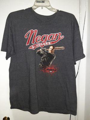Walking Dead Negan Slugger Tee size 2XL for Sale in Woodbridge, VA