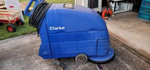 "Pre-Owned CLARKE 20"" Floor Scrubber for Sale in Humble, TX"