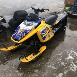 2007 Ski Doo Summit Xrs 800cc for Sale in Tacoma,  WA