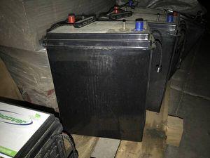Agm batteries for Sale in Las Vegas, NV