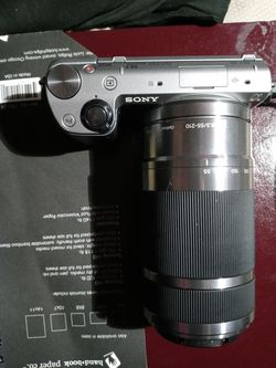 Sony E mount camera+2 Lenses+Microphone!! Brand new Never Been Used for Sale in Portland,  OR