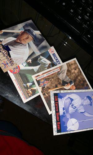 Baseball Cards Offer up for Sale in Manassas, VA