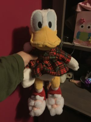 Donald Duck plush delivery for Sale in Los Angeles, CA