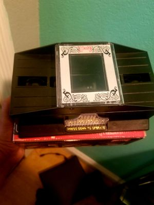 Card Shuffle Machine..Works great! for Sale in Modesto, CA