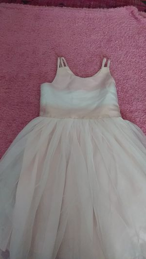Light pink and white dress for Sale in La Vergne, TN