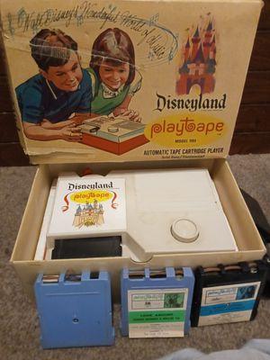 Walt Disney tape player for Sale in Scottsdale, AZ