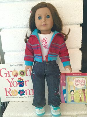 American Girl Doll and books for Sale in San Diego, CA