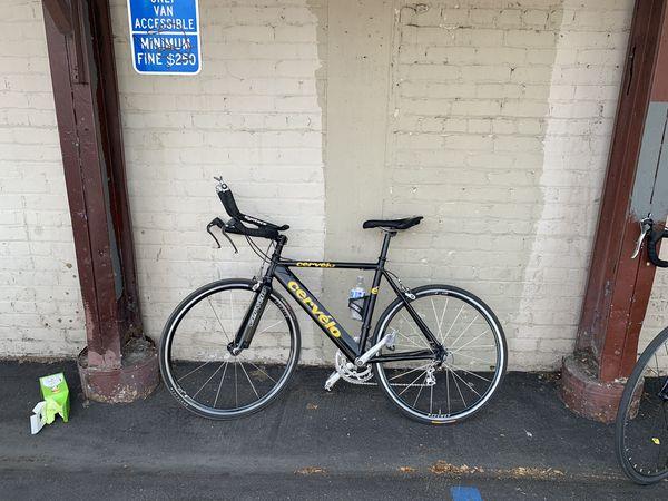 Cervelo road bike