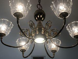 Chandelier light fixture for Sale in Melrose, MA