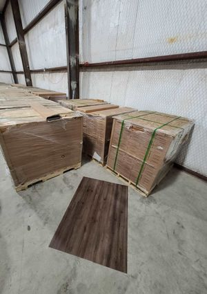 Luxury vinyl flooring!!! Only .97 cents a sq ft!! Liquidation close out! QTSU for Sale in Irving, TX