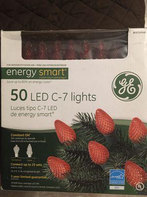 Christmas lights for Sale in Chesapeake, VA
