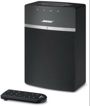 Bose sound touch 10 bluetooth speaker for Sale in West Windsor Township, NJ