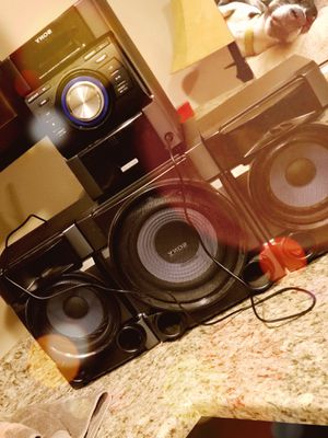 Sony Hi-Fi Stereo for Sale in Sioux Falls, SD