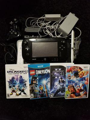 Wii U for Sale in Santa Clarita, CA
