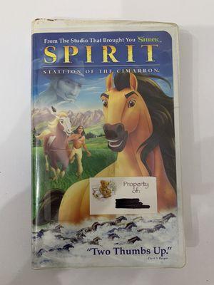 VHS Spirit for Sale in Prince George, VA