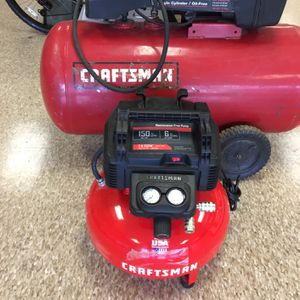 Craftsman 150psi Lb Air Compressor Model Cmec6150. EXCELLENT CONDITION !! for Sale in Wilmington, DE