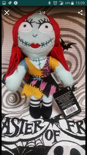 1 X The Nightmare Before Christmas Collectable Sally Plush Doll. for Sale in Round Rock, TX