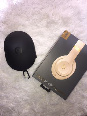 Beats Studio3 Wireless Headphones for Sale in Pembroke Pines, FL