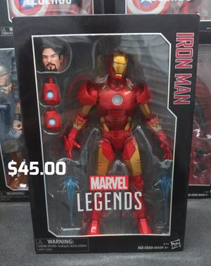 """Marvel Legends 12"""" Inch Iron Man Action Figure for Sale in Alameda, CA"""