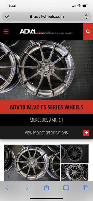 Mercedes Benz rims wheels for Sale in Las Vegas, NV