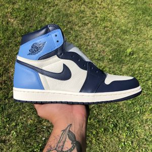 Jordan 1 Obsidian UNC Size 8.5 for Sale in Raleigh, NC