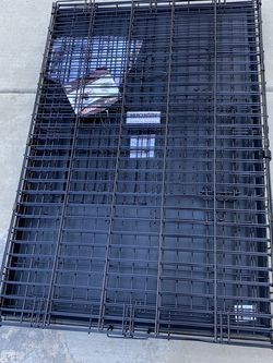 Big Size Dog Metal Crate for Sale in Stockton,  CA